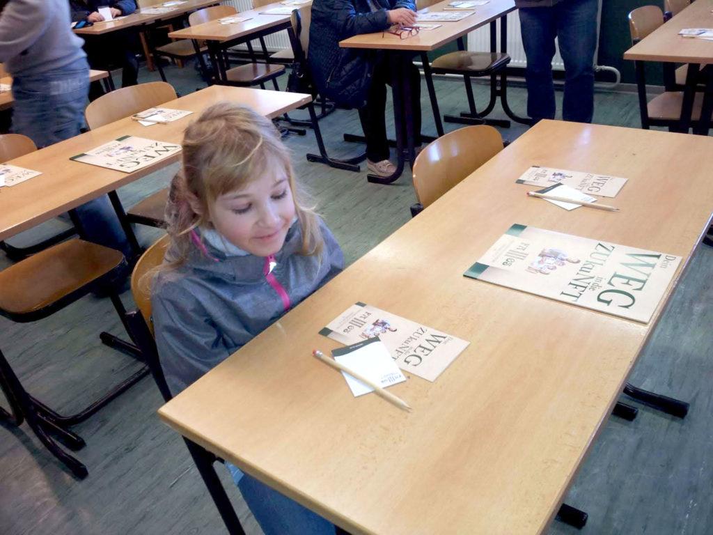 Unterricht Oberschule Chemnitz